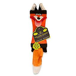 Hyper Pet™ Fire Hose Friend Fox Dog Toy in Orange