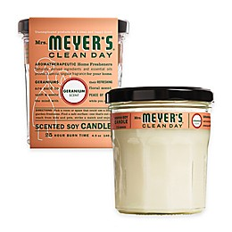 Mrs. Meyer's® Clean Day Geranium Candles