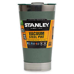 Stanley® Classic 16 oz. Vacuum Steel Pint Glass