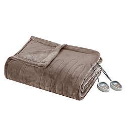 Beautyrest® Plush Heated Blanket