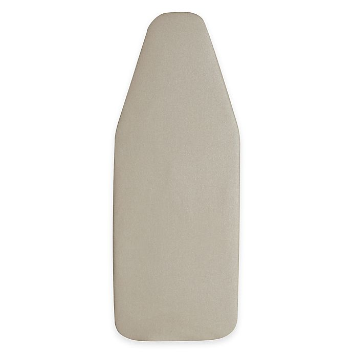 Alternate image 1 for Polder® Double Thick Ironing Board Pad and Cover in Cinder