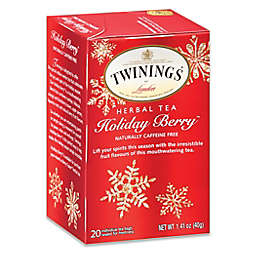 Twinings of London® Holiday Cheer Tea Bags 20-Count