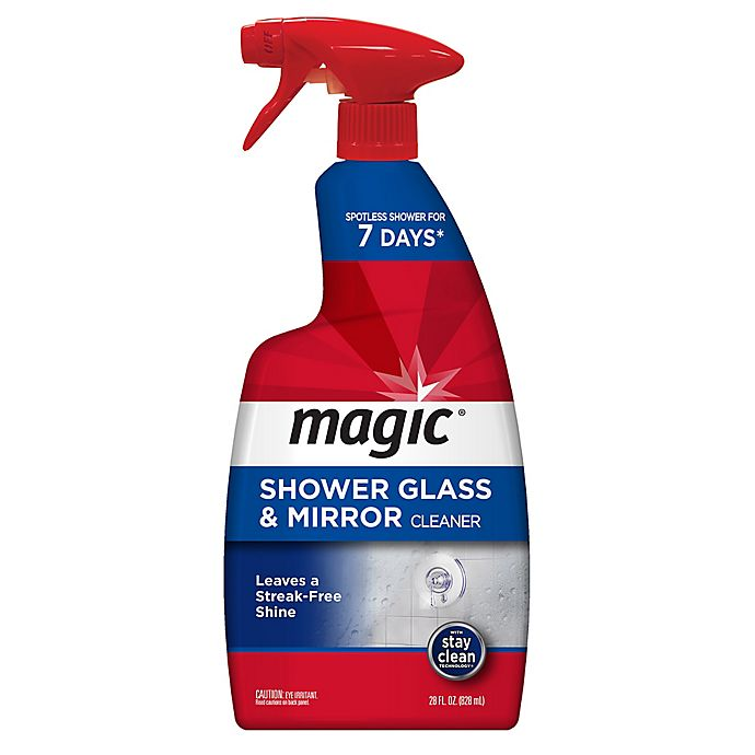 Magic Glass Shower Cleaner Bed Bath Beyond