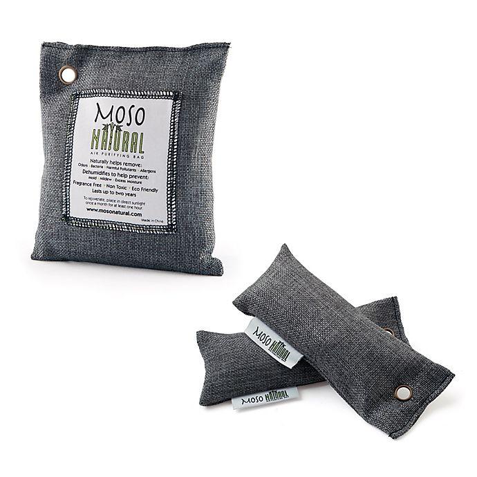 Moso Natural Air Purifying Bag Bed Bath Beyond