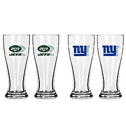 NFL Mini Pilsner Glasses