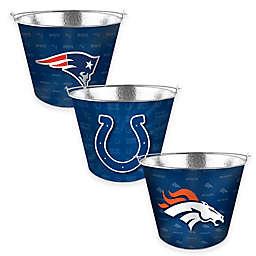 NFL Metal Ice Bucket