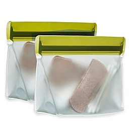 BlueAvocado® (re)zip™ 2-Piece Reusable Snack Bags