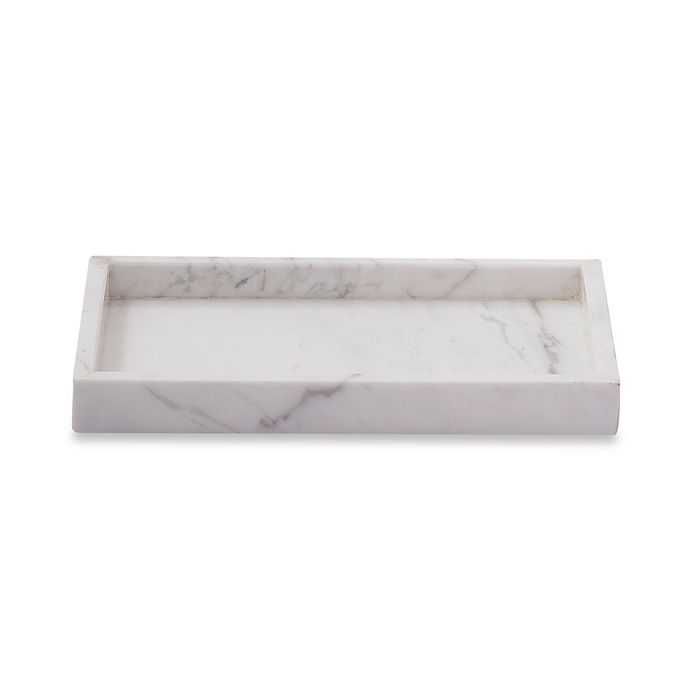 Alternate image 1 for Camarillo Marble Towel Tray