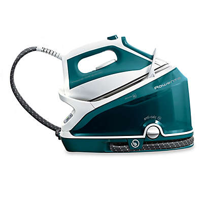 Rowenta® Compact Steam Station in White/Teal