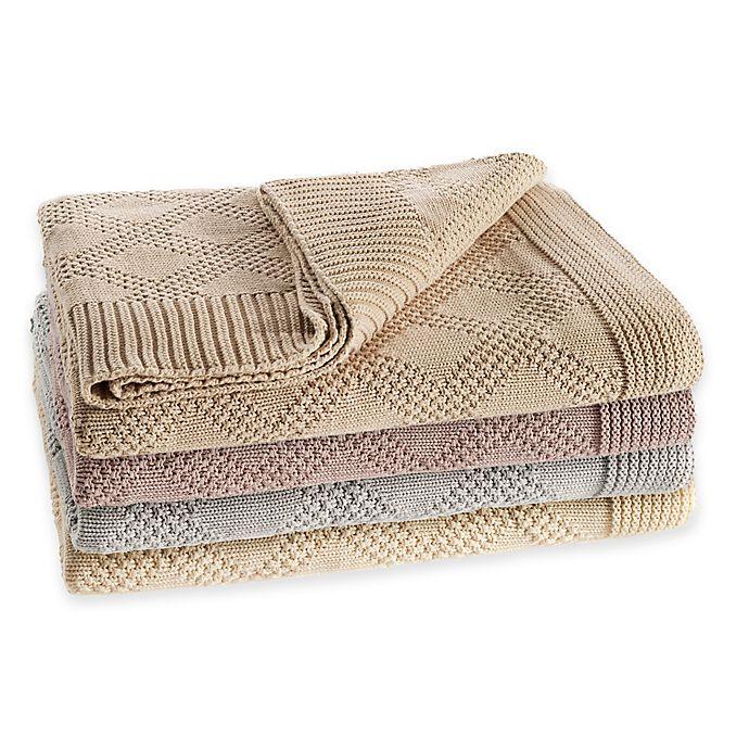 Alternate image 1 for Valeron Turkish Cotton Knit Throw