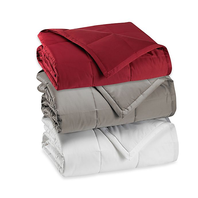 Alternate image 1 for Wamsutta® Dream Zone® Lightweight Down Alternative Blanket