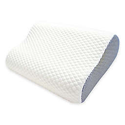 Therapedic® TruCool® Memory Foam Contour Pillow