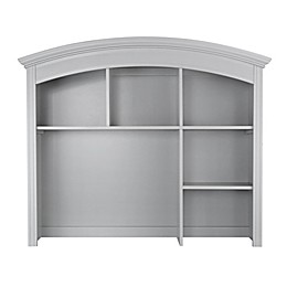 Baby Appleseed® Chelmsford Hutch and Bookcase in Moon Grey