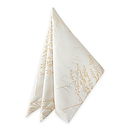 Waterford® Linens Timber Napkin in Golden/Silver