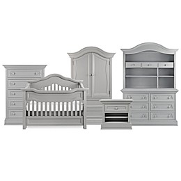 Baby Appleseed® Millbury Nursery Furniture Collection in Moon Grey