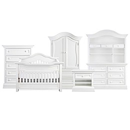 Baby Appleseed® Millbury Nursery Furniture Collection in Pure White