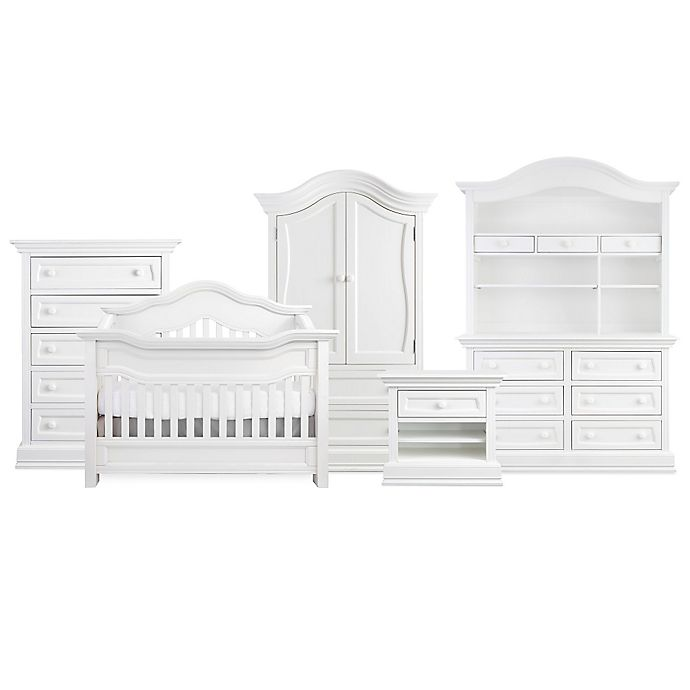 Alternate image 1 for Baby Appleseed® Millbury Nursery Furniture Collection in Pure White