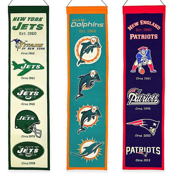 Alternate image 1 for NFL Heritage Banner Collection