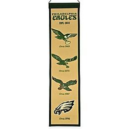 NFL Philadelphia Eagles Heritage Banner