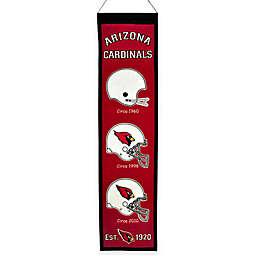 NFL Arizona Cardinals Heritage Banner
