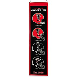 NFL Atlanta Falcons Heritage Banner