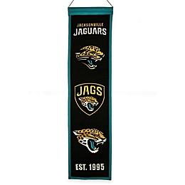 NFL Jacksonville Jaguars Heritage Banner