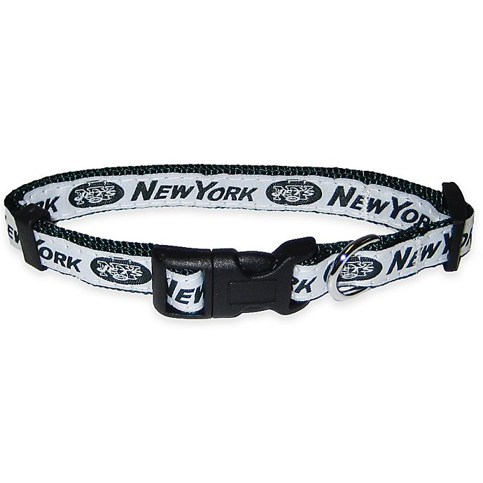 Alternate image 1 for NFL New York Jets Large Pet Collar