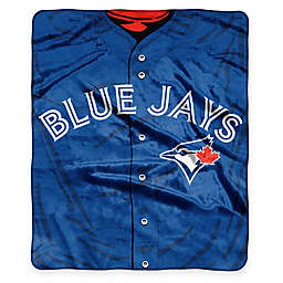 MLB Toronto Blue Jays  Super-Plush Raschel Throw Blanket