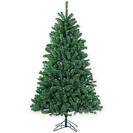 7-Foot Montana Pine Artificial Christmas Tree