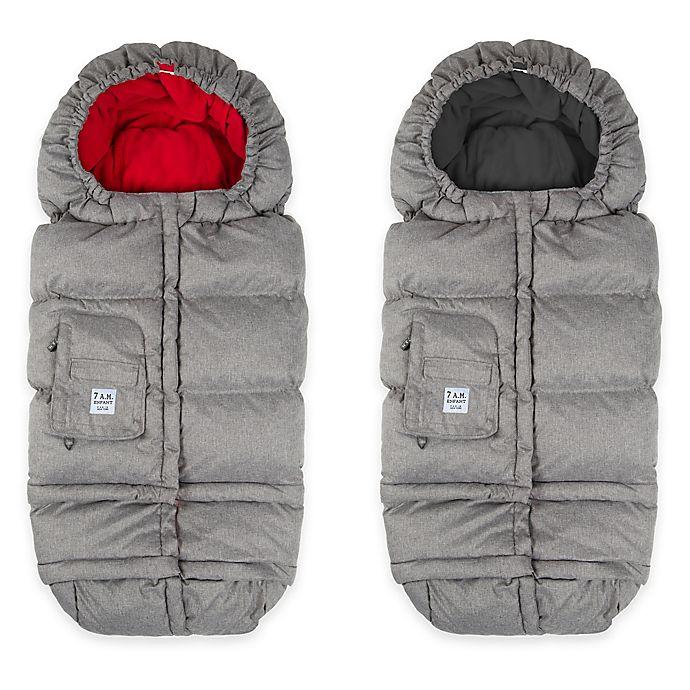 Alternate image 1 for 7 A.M.® Enfant Blanket 212 Evolution® in Heather Grey