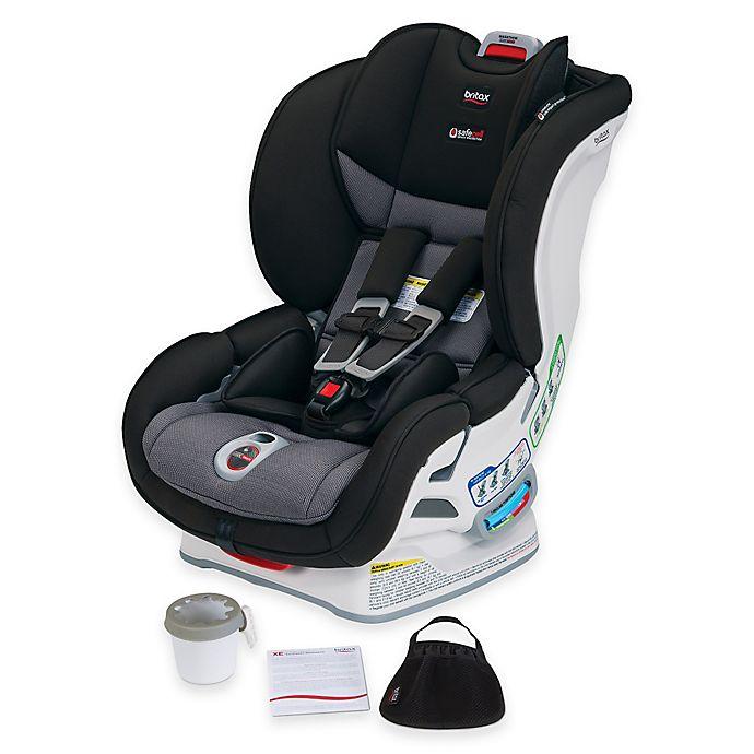 Alternate image 1 for BRITAX Marathon® ClickTight™ XE Series Convertible Car Seat in Verve