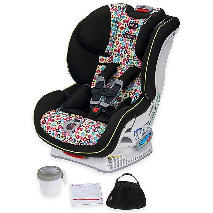 Alternate image 1 for BRITAX Boulevard® ClickTight® XE Series Convertible Car Seat in Kaleidoscope