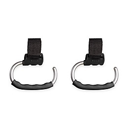 OXO Tot® Handy Stroller Hooks in Grey (Set of 2)