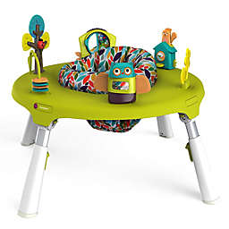 Oribel PortaPlay™ Forest Friends 4-in-1 Foldable Activity Center Turn Bounce Play Transform