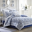 Part of the Laura Ashley® Charlotte Comforter Set in China Blue