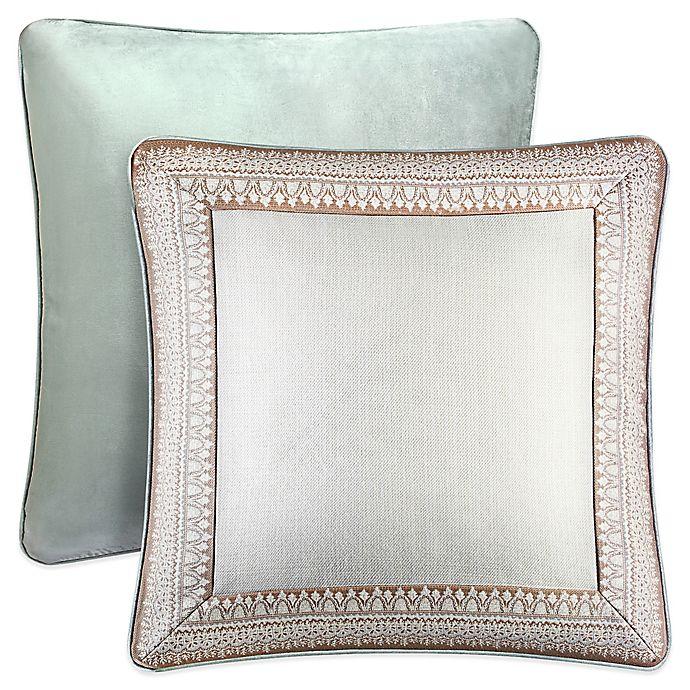 Alternate image 1 for J. Queen New York™ Colette European Pillow Sham