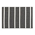 Noritake® Colorwave Stripe Placemat in Graphite