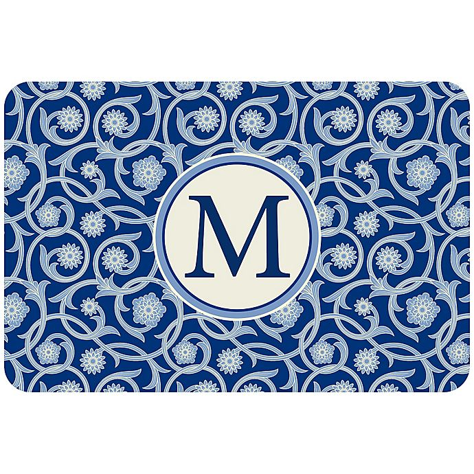 Alternate image 1 for Weather Guard™ 27-Inch x 18-Inch Medallion Kitchen Mat