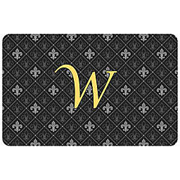 Weather Guard™ Harlequin Fleur Kitchen Mat