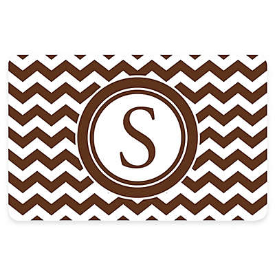The Softer Side by Weather Guard Chevron Kitchen Mat