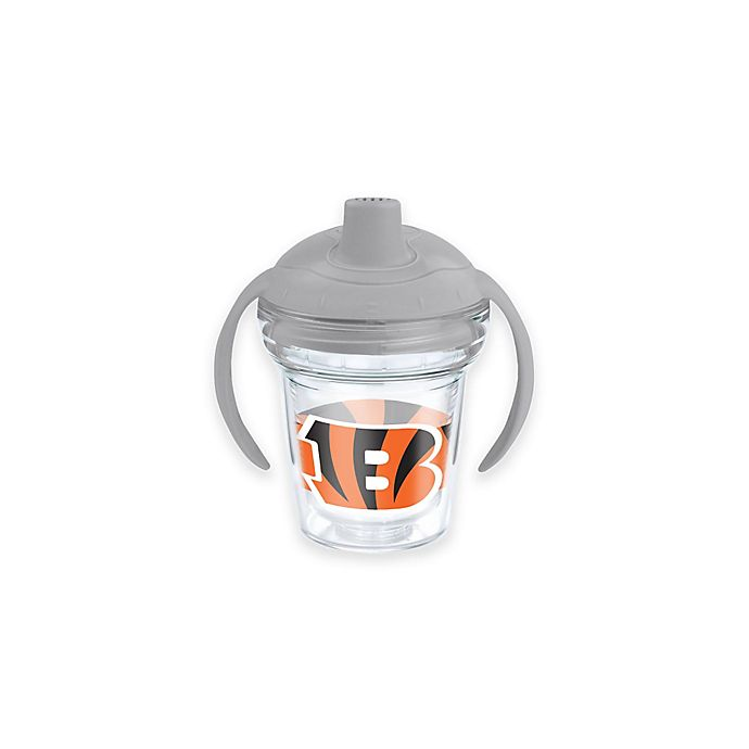Alternate image 1 for Tervis® NFL Cincinnati Bengals 6 oz. Sippy Cup with Lid