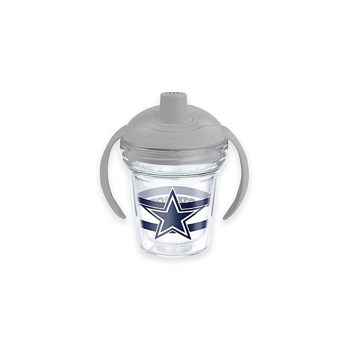 Alternate image 1 for Tervis® NFL Dallas Cowboys 6 oz. Sippy Cup with Lid