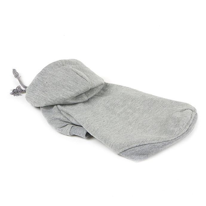 Alternate image 1 for Pet Life® Fashion Plush Cotton Pet Hoodie