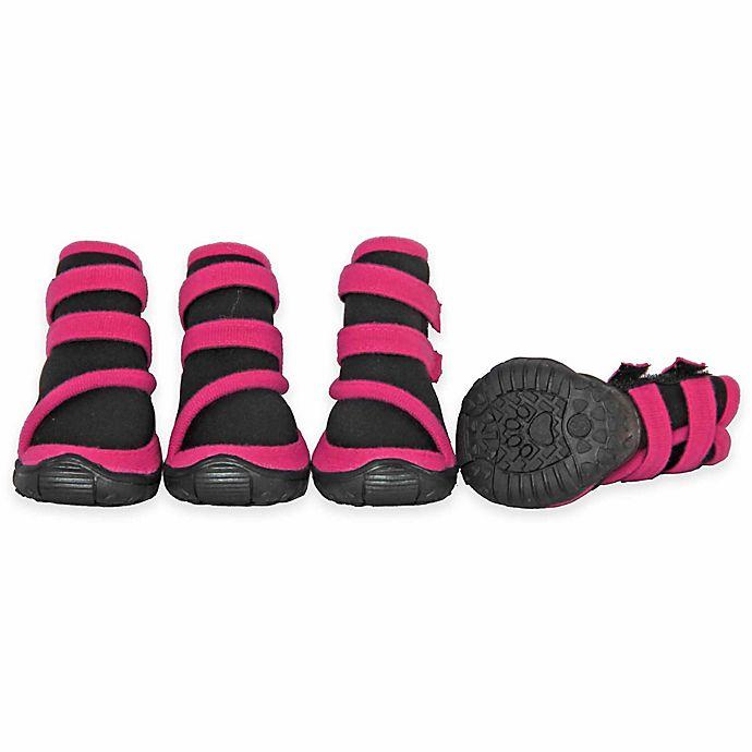 Alternate image 1 for Pet Life® Premium Cone High Support Performance Dog Shoes