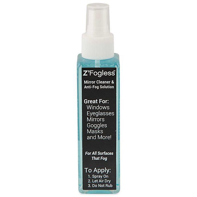Alternate image 1 for Z'Fogless™ 4 oz. Fog-Free Spray Solution