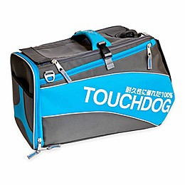 Touchdog® Modern-Glide Airline-Approved Water-Resistant Dog Carriers