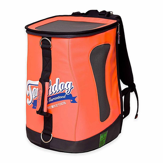Alternate image 1 for Touchdog Airline-Approved Triple Carrying Water-Resistant Pet Carriers