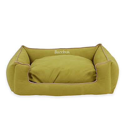 Low-Profile Microfiber Kuddle Kup® Kuddle Lounge Pet Bed