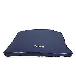 Classic Twill Jamison Pet Bed