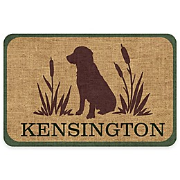 Weather Guard™ 18-Inch x 27-Inch Rustic Sport Dog Pet Mat